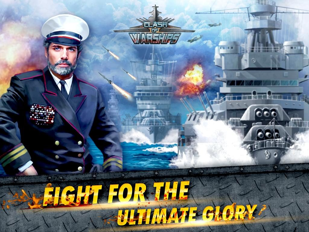 Clash of Warships
